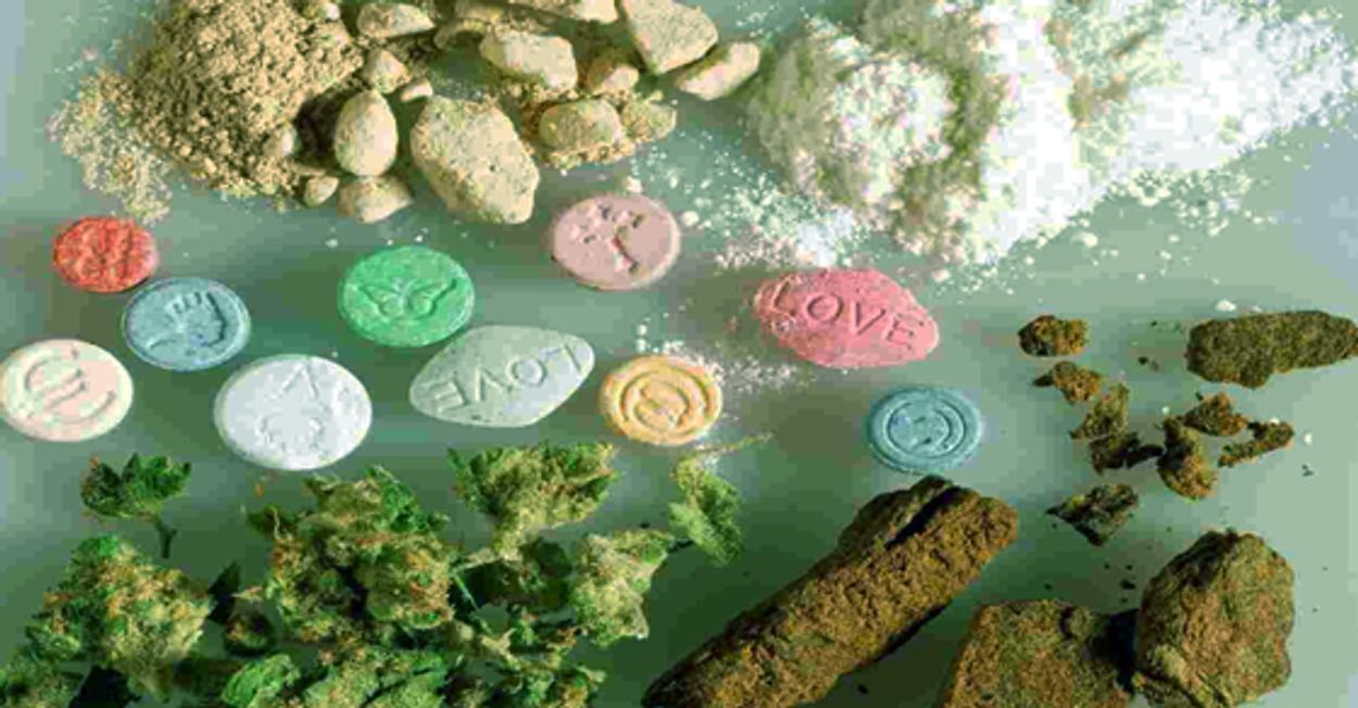 Afbeelding van 6 Bizarre drugsvragen en hun antwoorden