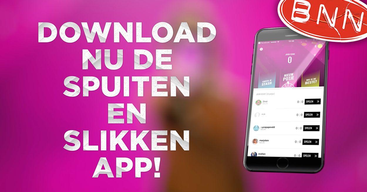 Afbeelding van Download hier onze awesome app!