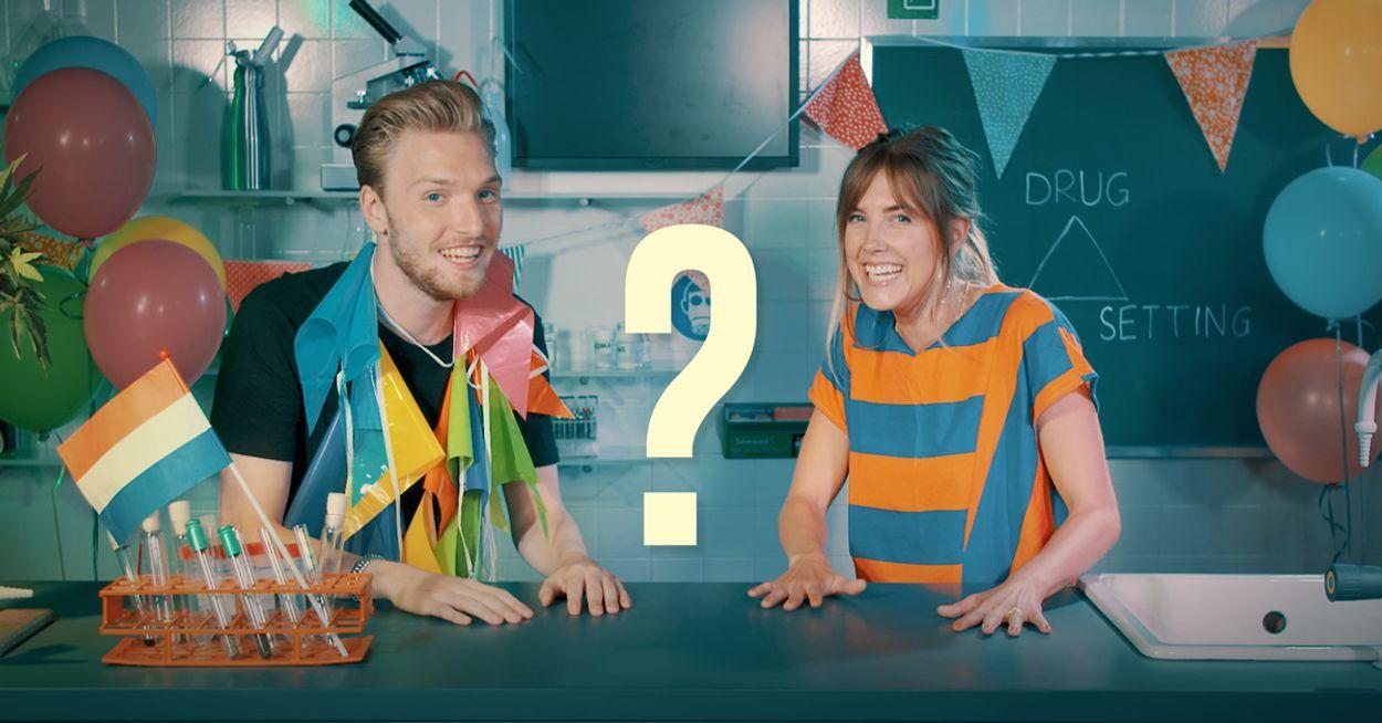Afbeelding van Drugslab - Dit is het nieuwste gezicht van team Drugslab!