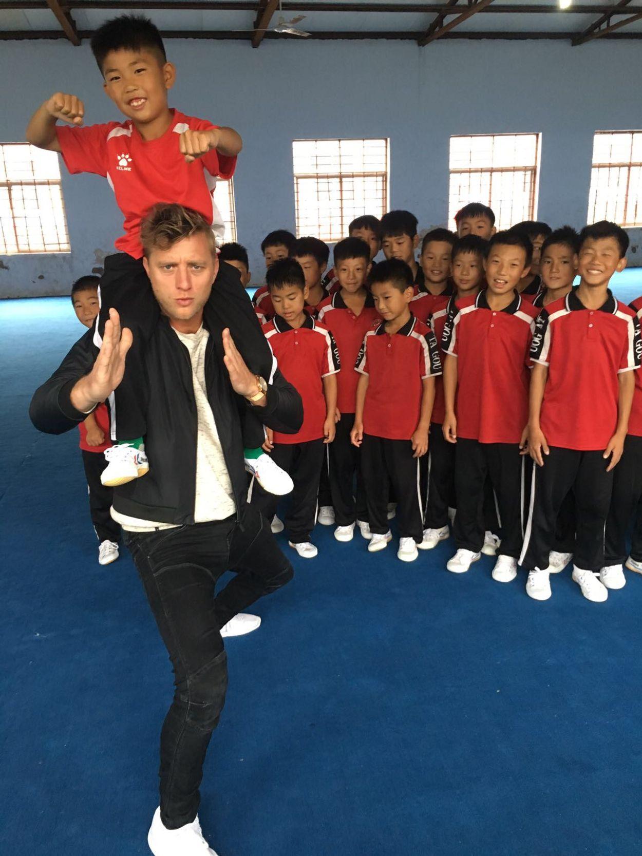 Jan kung fu