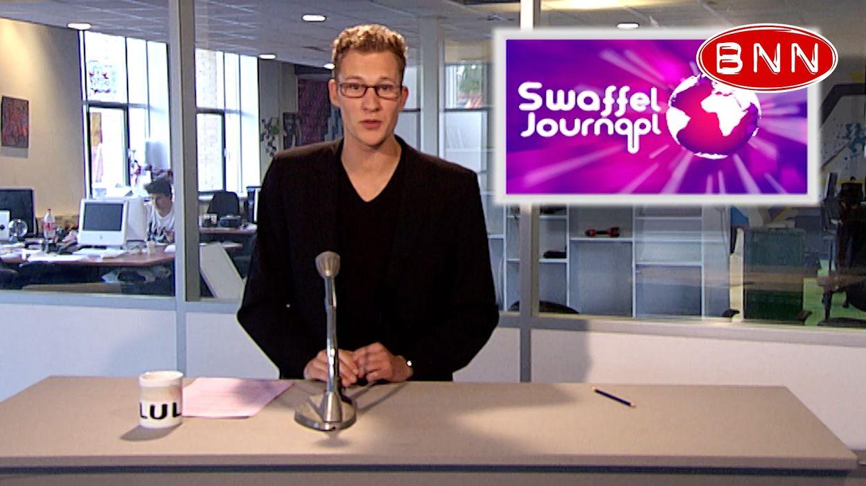 Afbeelding van Het Spuiten en Slikken Swaffel Journaal