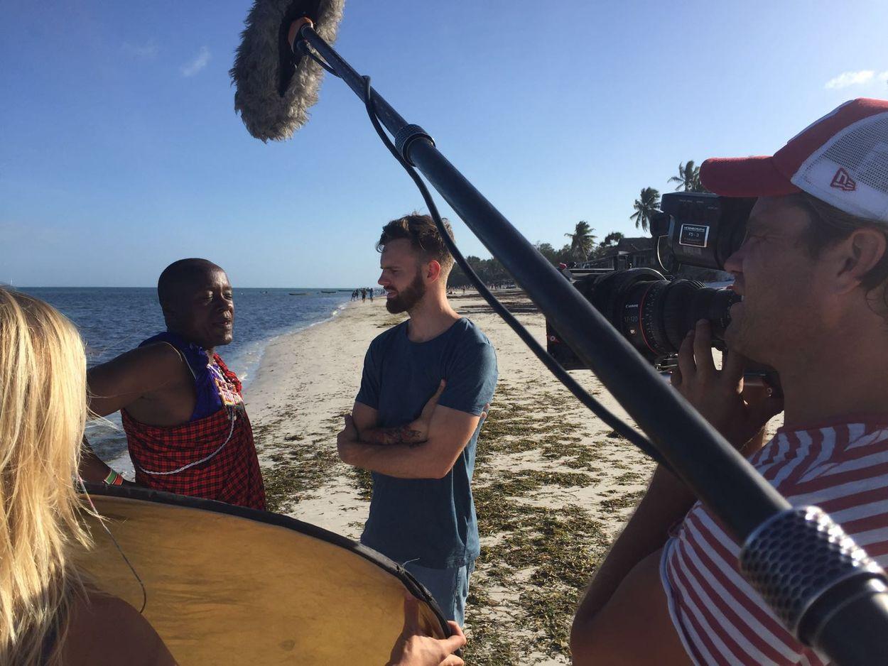 Tim Kenia Beach Boys